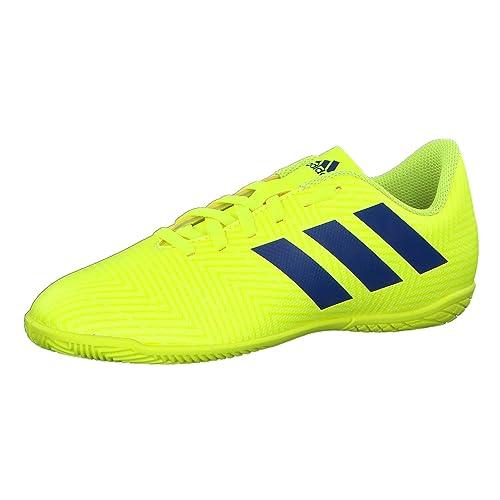 adidas Nemeziz 18.4 In J, Botas de fútbol Unisex Niños: Amazon.es: Zapatos y complementos