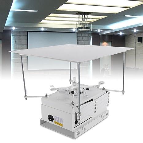 Elevador de proyector motorizado con Mando a Distancia: Amazon.es ...