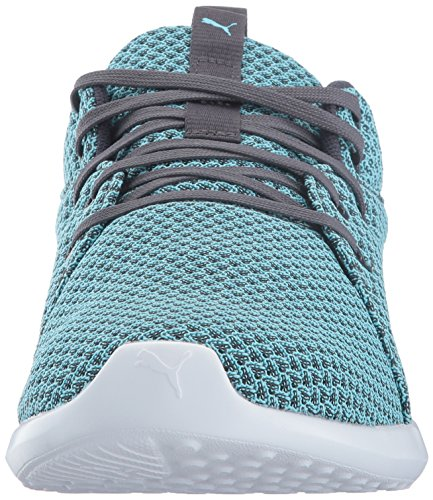 Carson Pour Sneaker Puma Periscope 2 Knit Femmes Turquoise IHdHx4qSw