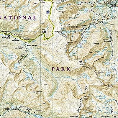 Rocky Mountain National Park (National Geographic Trails ...