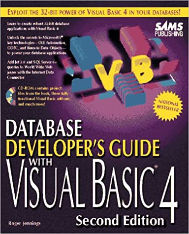 Database Developer's Guide With Visual Basic 4: 9780672306525