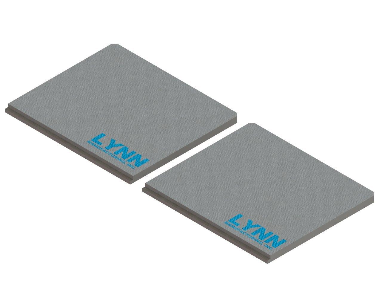 Lynn Manufacturing Replacement Enviro & VistaFlame Baffle Board, 1200, 50-1146, setoff 2 by Lynn Manufacturing