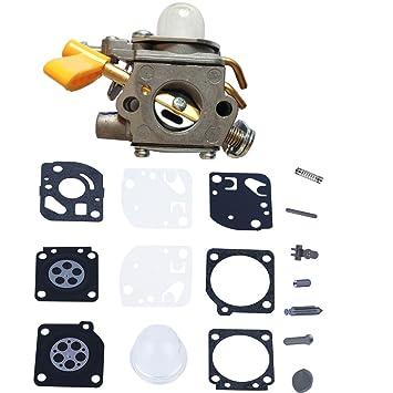 SAVIOR Salvador carburador carburador reparación Kit + imprimación ...