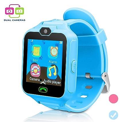 Amazon.com: Niños Juego Reloj Inteligente Reloj para niños ...