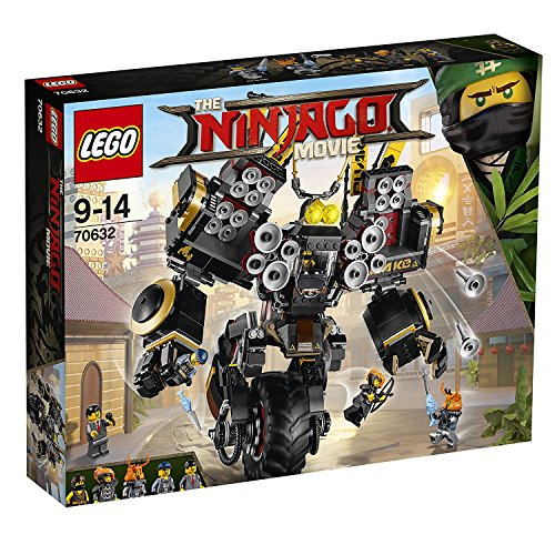 LEGO Ninjago Movie 70632 – Quake Mech