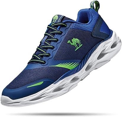 CAMEL - Zapatillas de Running de Sintético para Hombre Azul Azul ...
