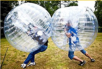 Amazon.com: coromose cuerpo Zorbing Ball Zorb Ball Bumper ...