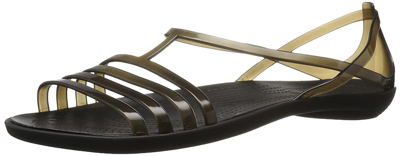 Crocs Isabella Sandal Isabella W, Chaussures à Bouts 37 Ouverts Femme, Ouverts Noir, 37 EU Nero (Blk) 0ed5430 - fast-weightloss-diet.space
