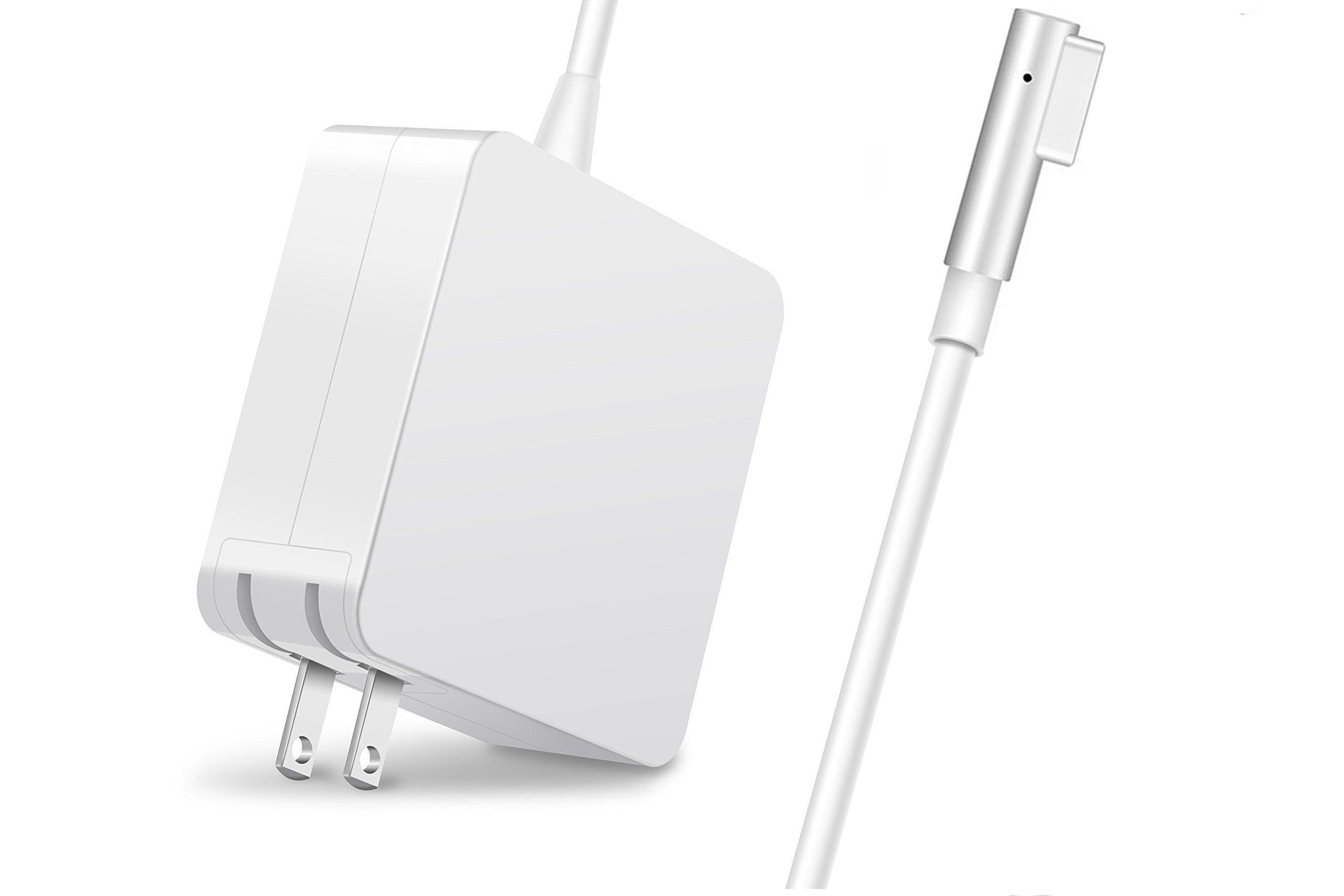GSNOW Macbook Pro Charger – 60W L-Tip Magsafe Power Adapter for Apple Macbook Pro 13-inch – Before Mid 2012