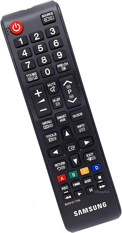Samsung BN59-01175N - Mando a Distancia de Repuesto para TV, Color ...