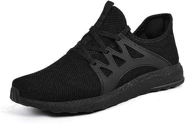 ZONKIM Womens Non Slip Running Shoes