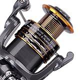 PLUSINNO Fishing Rod and Reel Combos Carbon Fiber