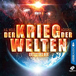 Der Krieg der Welten - Collectors Box (Der Krieg der Welten 1-4)
