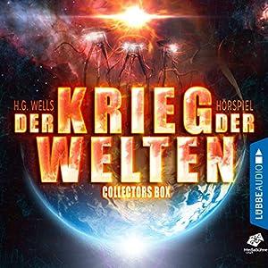 Der Krieg der Welten - Collectors Box (Der Krieg der Welten 1-4) Hörspiel