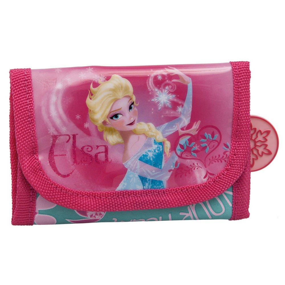 Disney 4254851 Porte Monnaie Elsa la Reine des Neiges, 8.5 cm, (Multicolore) 4258151