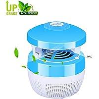 Moustique Tueur Lampe, Lampe Anti-Moustique, Photocatalyst Lampe, Piège à Insectes USB LED Smart Intérieur pièges à moustiques LED Lumière ultraviolette Bug Zapper