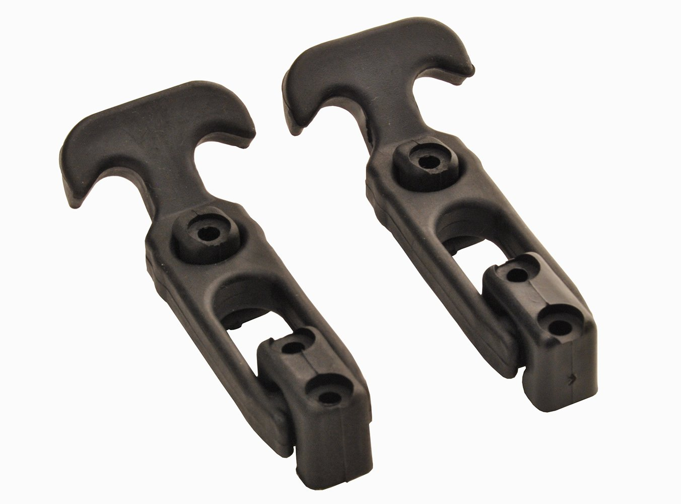 Accessbuy Flexible T-Handle Draw Latches for Cooler, Golf Cart or Tool Box (2 Pack)