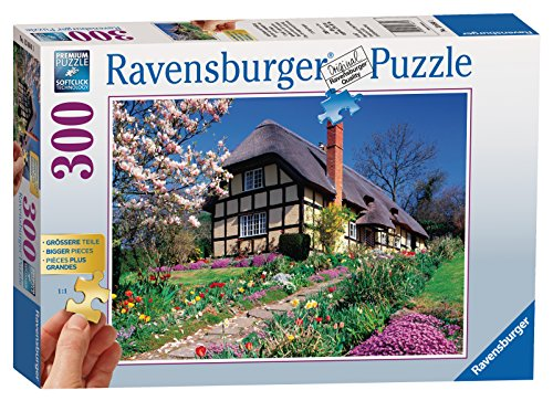Ravensburger Country House in Spring Jigsaw Puzzle (300 Piece)