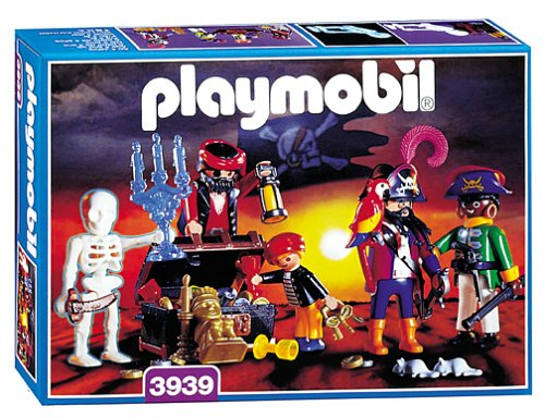 Playmobil 3939 Pirate Crew by PLAYMOBIL®