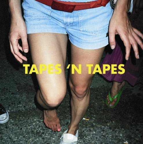 Outside by Tapes 'n Tapes (January 11, 2011) Audio CD