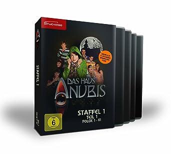 Amazon Com Das Haus Anubis Staffel 1 Teil 1 Movies Tv