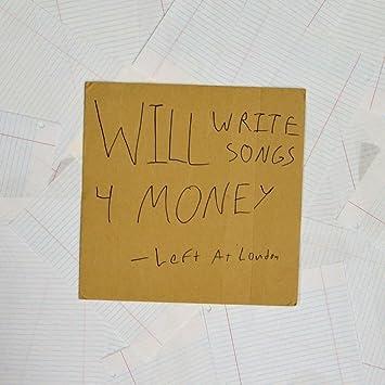 Write songs for money
