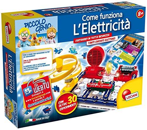 53 opinioni per Piccolo Genio 46331 Elettricità Nuova Edizione