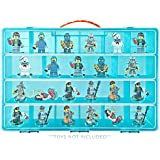 Lego Dimensions Case, Toy Storage Carrying Box. Figures Playset Organizer. Accessories For Kids by LMB