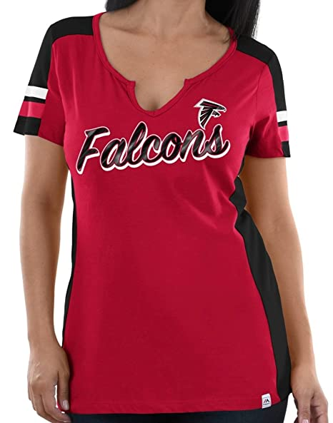 Amazon.com   Majestic Atlanta Falcons Women s NFL Pride Playing 2