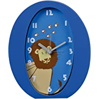 Hama Lion Azul - Despertador (Azul, De plástico