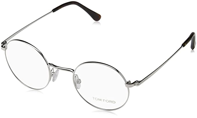 7dec106ceb Amazon.com  Tom Ford FT 5503 Shiny Palladium 45 21 145 Unisex Eyewear Frame   Watches