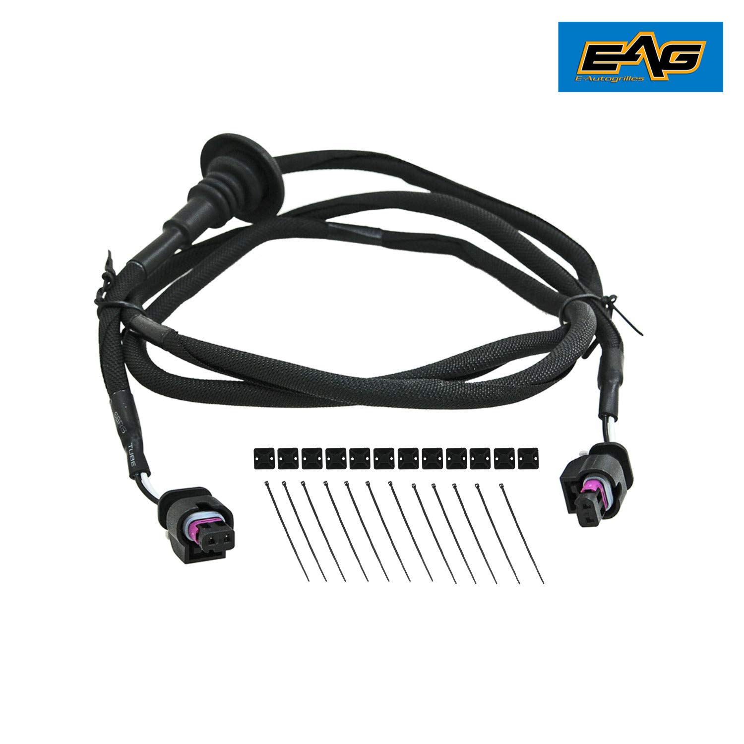 for OE Tailgate EAG 2018-2019 Jeep Wrangler JL 53.9 Third Brake Light Harness