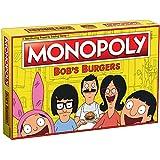 USAOPOLY MN006-443 Monopoly: Bob's Burgers