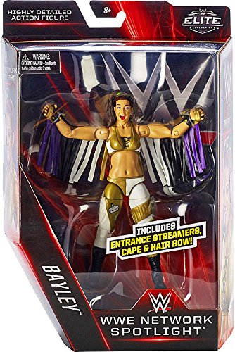 WWE, Elite Collection, WWE Network Spotlight, Bayley Exclusive Action Figure
