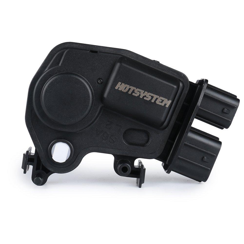HOTSYSTEM Door Lock Actuator for Honda Left LH Driver Side 72155-S5P-A11