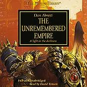 The Unremembered Empire: The Horus Heresy, Book 27 | Dan Abnett