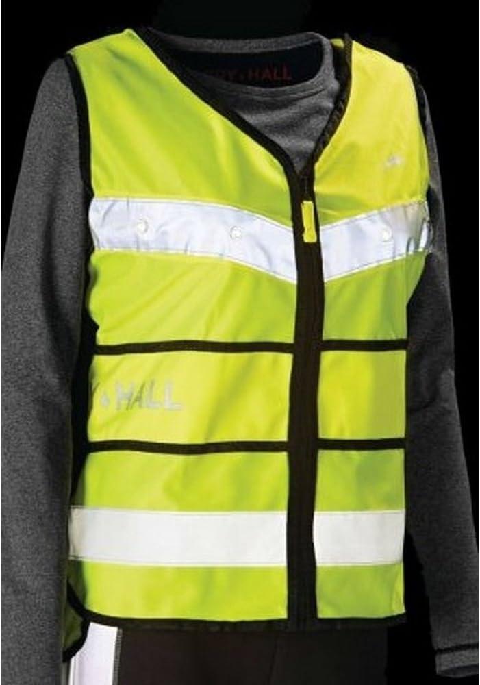 Harry Hall Hi-viz Adult Adjustable Tabard Yellow Large Large Yellow