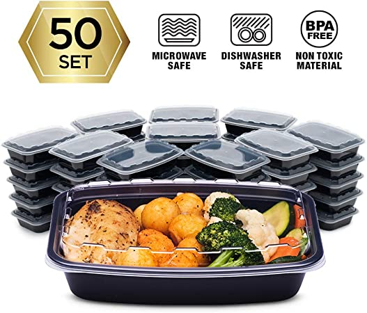Amazon.com: Cubeware - Caja bento reutilizable, apta para ...