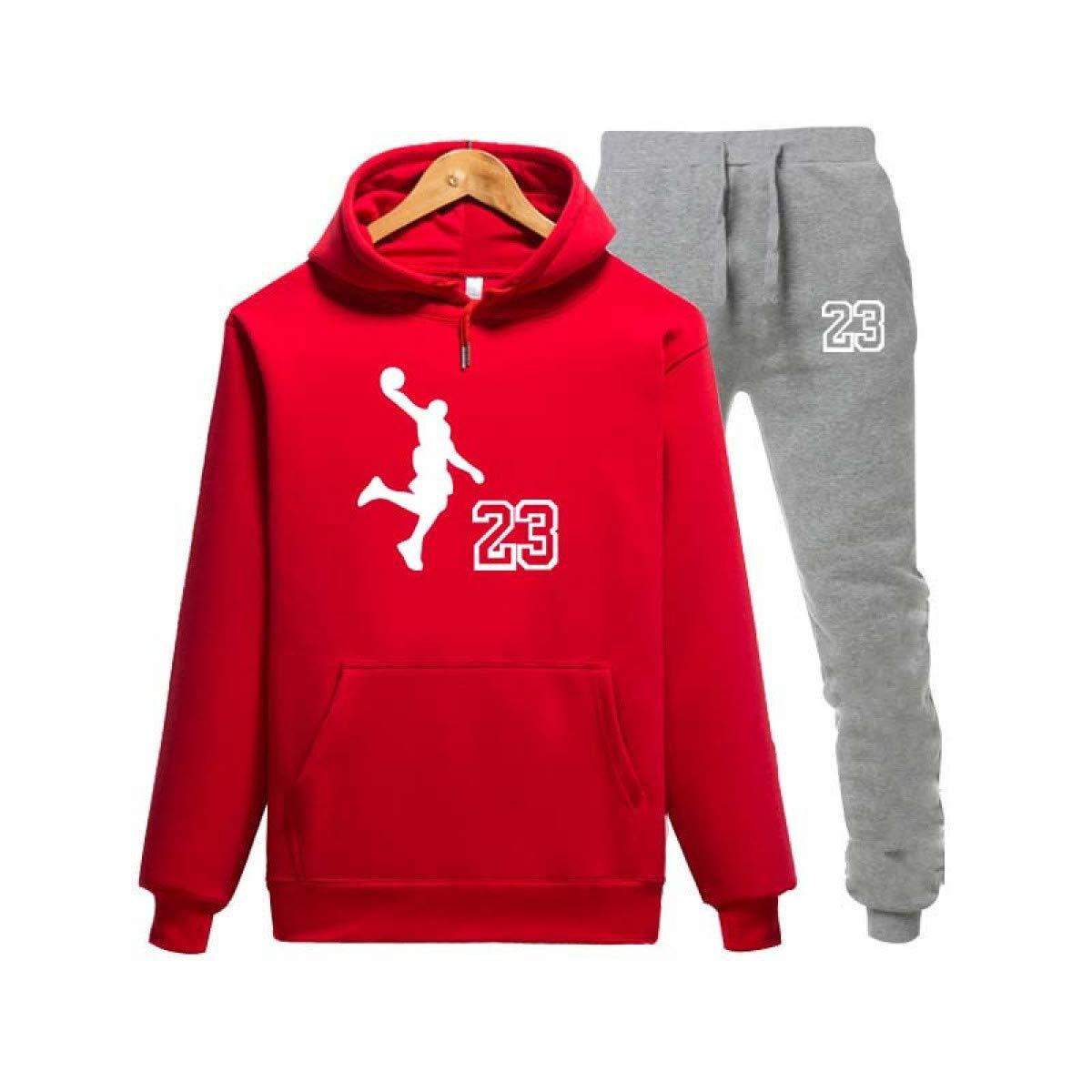 Amazon.com: Jordan 23 Sport Suit Sudadera con capucha para ...
