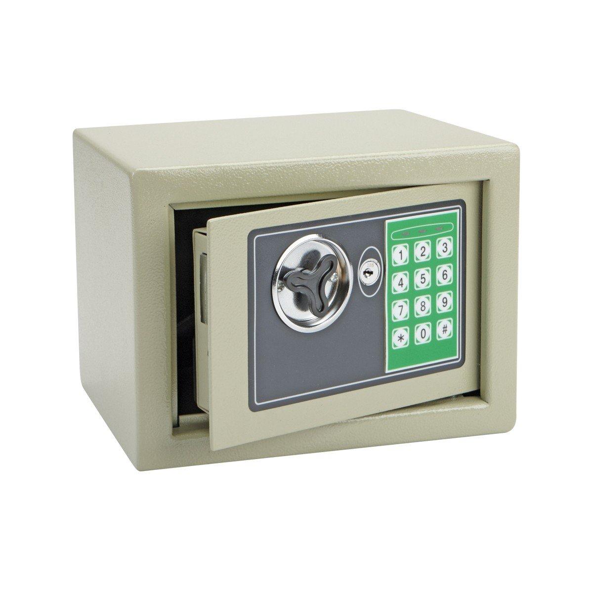 0.19 Cubic Ft. Electronic Digital Safe -USATM