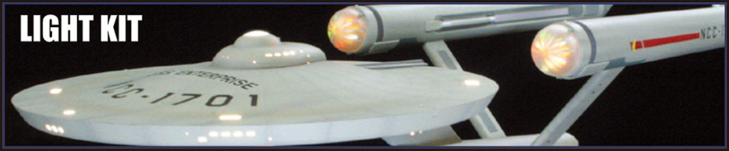 Polar Lights PLLMKA007 1/350 Star Trek USS Enterprise Light Kit