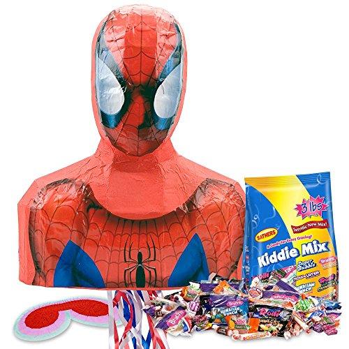 Costume Supercenter BB100671 Spiderman Pinata Kit