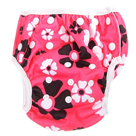 Buy Magideal Swim Nappy Baby Boy Girl Swimwear Diaper Swimsuit Pants