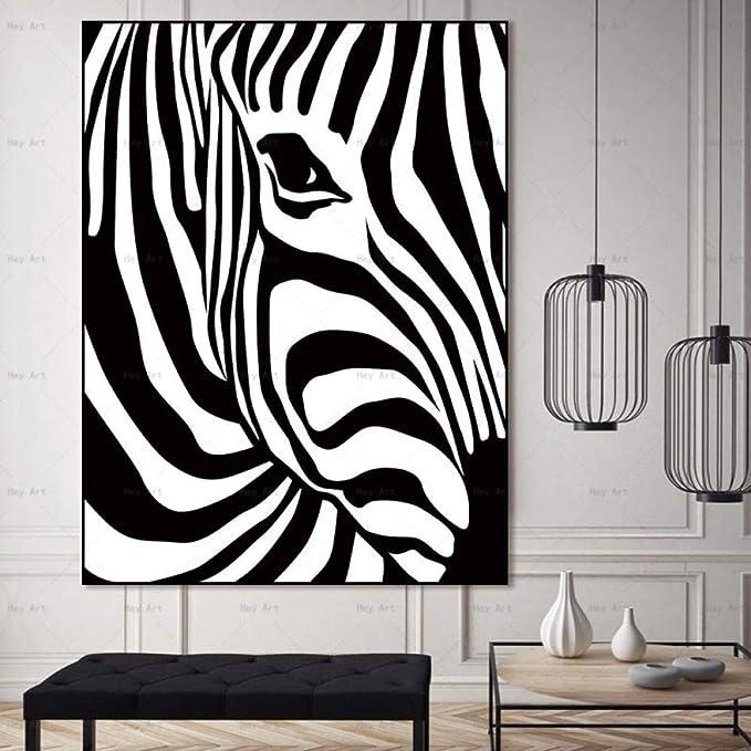 NIMCG Ilustraciones para Sala de Estar Pinturas de Animales ...