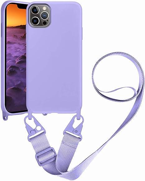 Samcase Handykette Hülle Für Iphone 12 Pro Max Elektronik
