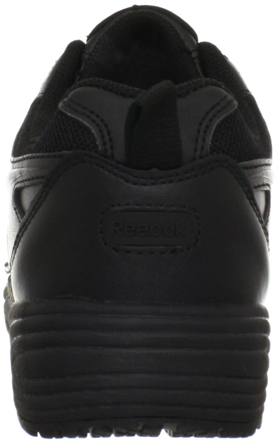 Reebok Work Women's Jorie RB186 Athletic Safety Shoe B00A7VT0GM 10 W US Black