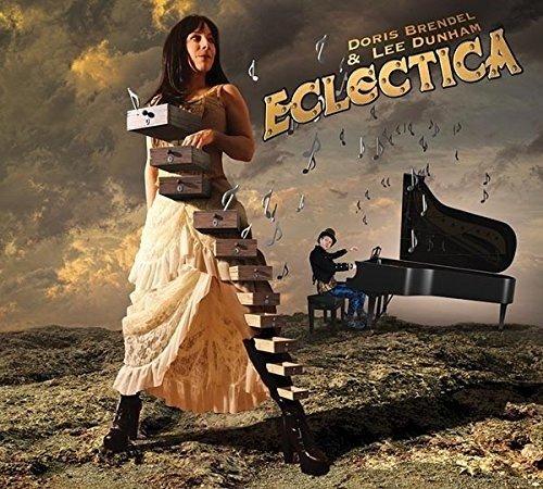 Doris Brendel & Lee Dunham - Eclectica (2017) [WEB FLAC] Download