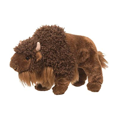 Douglas Sue Buffalo Plush Stuffed Animal: Toys & Games