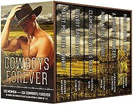 Cowboys Forever (Cowboy Up Box Set Book 3) by [Merritt, Allison, Garcia, Leslie, Keir, Melissa, Piper, Autumn, Ellwood, Sara Walter, Lindun, D'Ann]