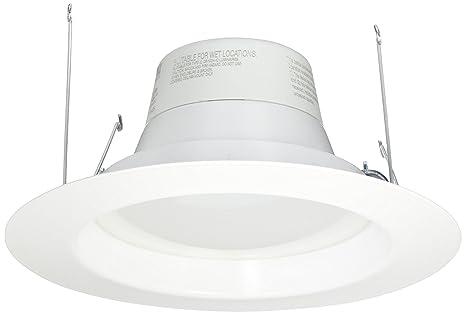 Feit Electric, LED 2 Pack Retrofit Kit, Replaces 5-6 inch, Soft white  2700K, 850 Lumens